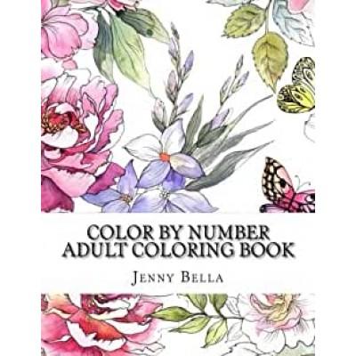 Coloriage à numéro Jenny Bella
