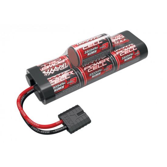 Battery, Series 3 Power Cell, 3300mAh (NiMH, 7-C hump, 8.4V)