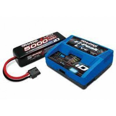 traxxas battery et chargeur 2996X